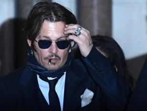 Johnny Depp, quarantena blindata nella villa di Saint Tropez