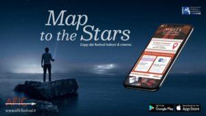 Map to the stars, nasce app dei festival italiani