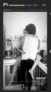 Andrea Damante e Giulia De Lellis, fine della quarantena insieme: il motivo