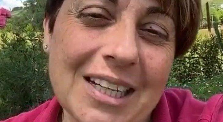 Benedetta Rossi, dirette sospese per problemi di salute del cane Nuvola