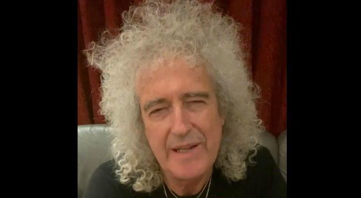 Brian May, infarto per il chitarrista dei Queen