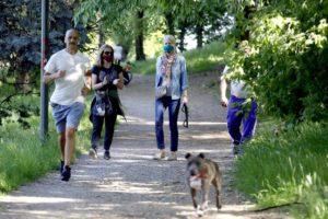 Di corsa nei parchi, gli italiani? Un popolo di runner nella Fase 2