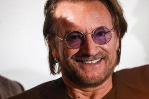 Musica e impegno, i 60 anni di Bono Vox