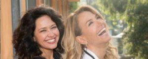 Barbara D'Urso è 'quasi zia', la sorella Eleonora è incinta