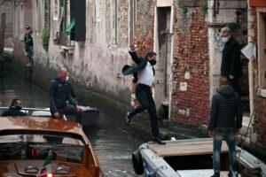 Bloccate a Venezia riprese Mission Impossible con Tom Cruise
