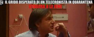 Fabio Caressa e lo scherzo de Le Iene: la figlia rischia la galera