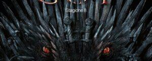 Game of Thrones 8 l'ultima stagione in chiaro su Rai4