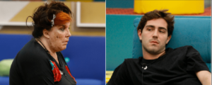 GFVip, Patrizia De Blanck a Tommaso Zorzi: 'Sparati'