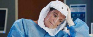 Grey's Anatomy 17 affronta il Covid-19, la prima foto di Meredith