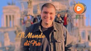 IL MONDO DI FRA: Intervista a Gianluca Marin