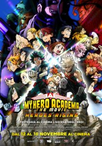 My Hero Academia the Movie 2: The Heroes Rising