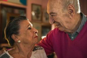 Vera e Giuliano Montaldo, un colpo di fulmine lungo 60 anni