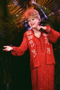 A Hollywood la raccolta di costumi di Debbie Reynolds