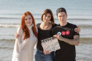 Ciak a Roma teen movie con Bella Thorne e Benjamin Mascolo