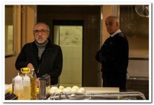 Cinema: Orlando e Servillo, prima foto sul set di Costanzo