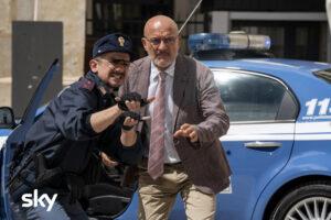 Cops, a dicembre su Sky la nuova commedia di Miniero