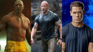 """Dave Bautista prende le distanze da The Rock e John Cena: """"io sono un attore vero"""""""