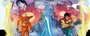Flash e Zagor insieme, arriva il fumetto frutto dell'accordo Bonelli e DC Comics