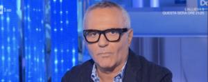 Giorgio Panariello: 'Mio fratello è morto di freddo, abbandonato sul lungomare'