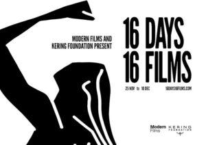 Italia finalista a 16 days 16 films, contro violenza donne