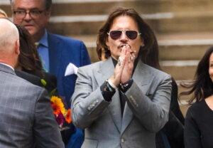 La giustizia Gb dà torto a Johnny Depp su botte a ex moglie