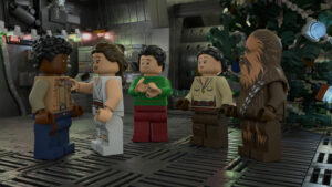 Star Wars versione Lego in nuova avventura per Feste