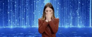 Verissimo, Silvia Toffanin in lacrime per la morte della mamma Gemma Parison
