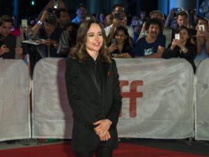 """Ellen Page di """"Juno"""" fa outing come trans"""