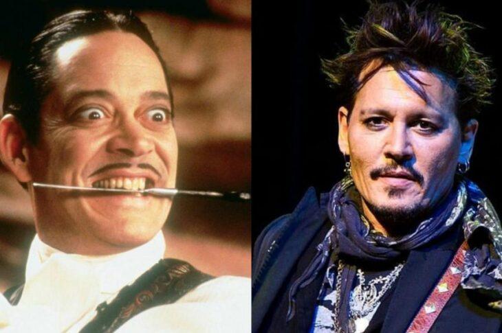Johnny Depp nel cast della serie sulla Famiglia Addams
